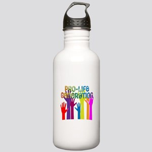 Pro-Life Generation Stainless Water Bottle 1.0L
