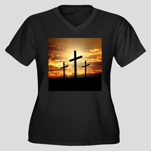 The Cross Plus Size T-Shirt