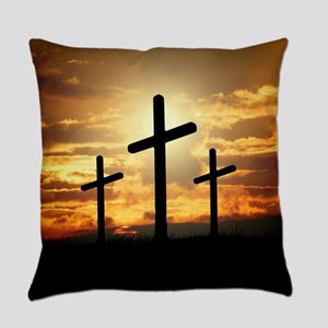 The Cross Everyday Pillow