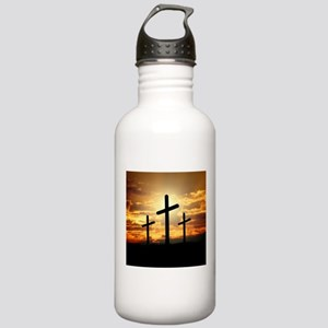 The Cross Stainless Water Bottle 1.0L