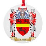 Rushe Round Ornament