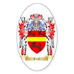 Rush Sticker (Oval)
