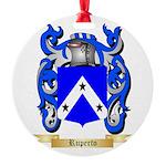 Ruperto Round Ornament