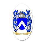 Rupert 35x21 Oval Wall Decal