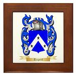Rupert Framed Tile