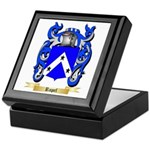 Rupel Keepsake Box