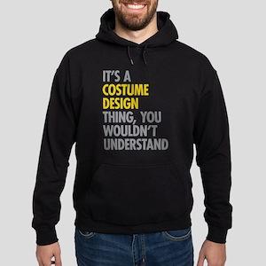 Costume Design Thing Hoodie (dark)