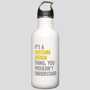 Costume Design Thing Stainless Water Bottle 1.0L