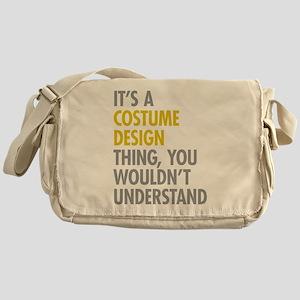 Costume Design Thing Messenger Bag