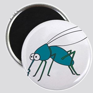 Mosquito blue Magnets