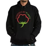 Plant power Dark Hoodies
