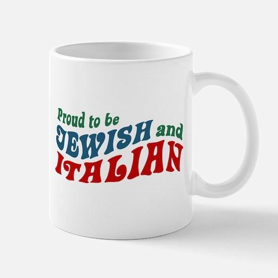 Jewish Italian Mug