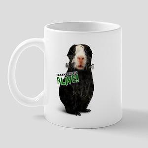 Guinea Pig Frankenstein Mug