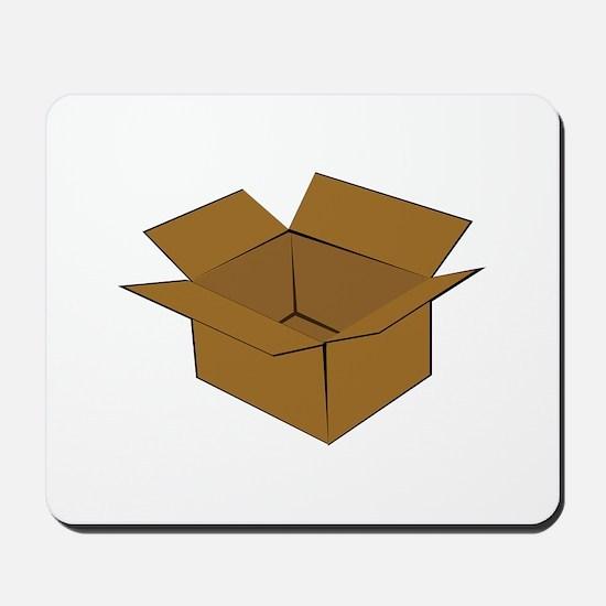 Cardboard Box Mousepad