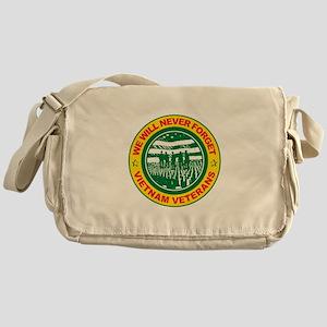 Vietnam Veterans Messenger Bag