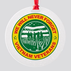 Vietnam Veterans Ornament