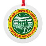 Vietnam Veterans Ornament
