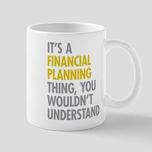 Financial Planning Mugs