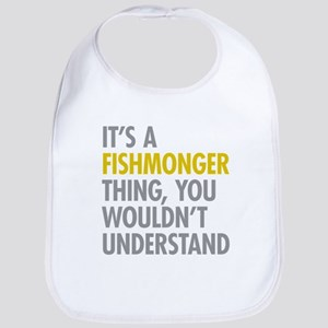 Fishmonger Thing Bib