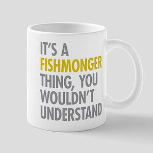 Fishmonger Thing Mugs