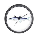 Capelin Wall Clock