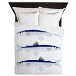 Capelin Queen Duvet