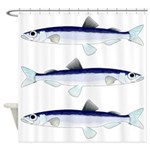 Capelin Shower Curtain