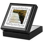 """Longview""&Bridge Keepsake Box"