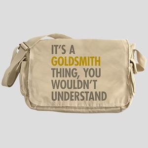 Goldsmith Thing Messenger Bag