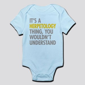 Herpetology Thing Body Suit