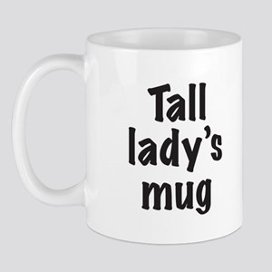 tallmugtext2 Mugs