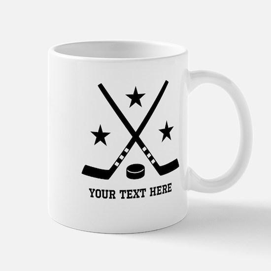 Hockey Personalized Mug