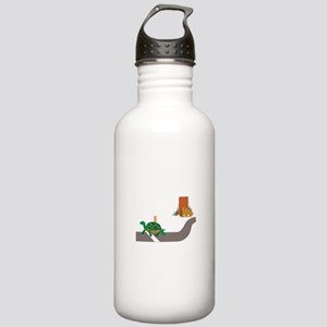 Tortoise and Hare race Stainless Water Bottle 1.0L