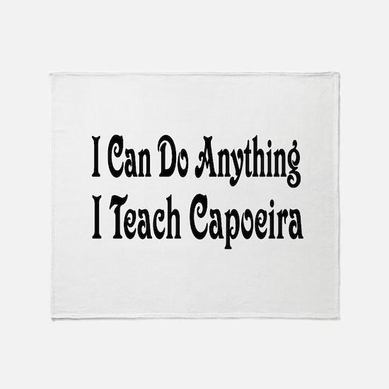 capoeira32.png Throw Blanket