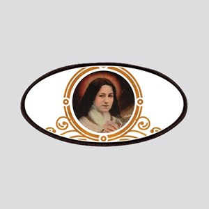 St. Therese Pray for Us Patch
