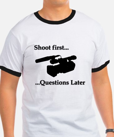"""""""Shoot First, Questions Later"""" T"""
