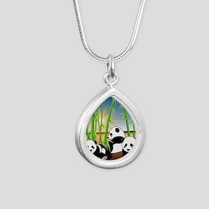 Panda Bears Necklaces