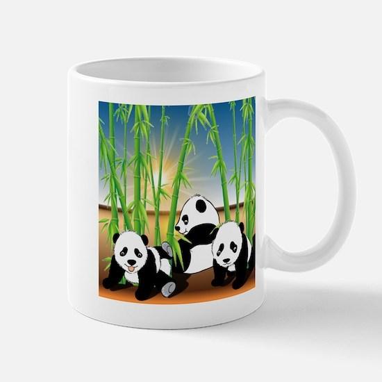 Panda Bears Mugs