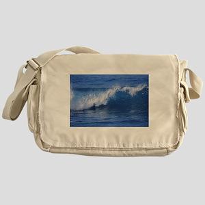 waves Messenger Bag