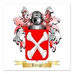 Runge Square Car Magnet 3