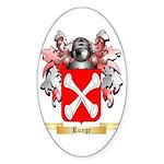 Runge Sticker (Oval)