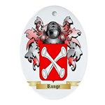 Runge Oval Ornament