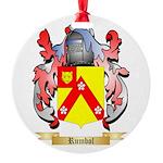 Rumbol Round Ornament