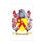 Rumbol Sticker (Rectangle 50 pk)