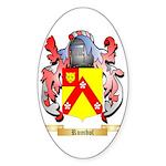 Rumbol Sticker (Oval)