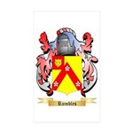 Rumbles Sticker (Rectangle 10 pk)