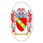 Rule Sticker (Oval 50 pk)