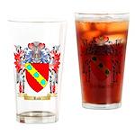 Rule Drinking Glass
