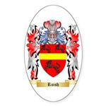Ruish Sticker (Oval 50 pk)