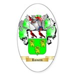 Ruineen Sticker (Oval 50 pk)